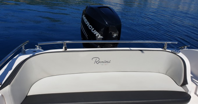 Motorboat for rent Opatija at the best price