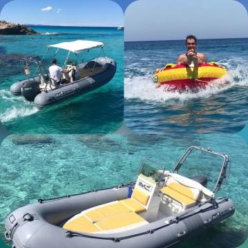 Bwa BWA california between personal and professional Ibiza Island