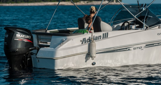 Hire Motorboat with or without skipper Galia Mali Lošinj