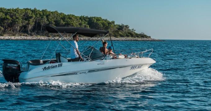 Boat rental Galia 570 Sun Deck in Mali Lošinj on Samboat