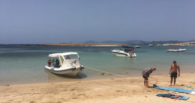 Bwa Bwa 750 between personal and professional Ibiza Island