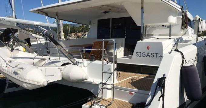 Boat rental Fountaine Pajot Lucia 40 in Skradin on Samboat