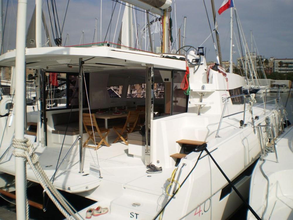Boat rental Bali Catamarans Bali 4.0 in Skiathos on Samboat
