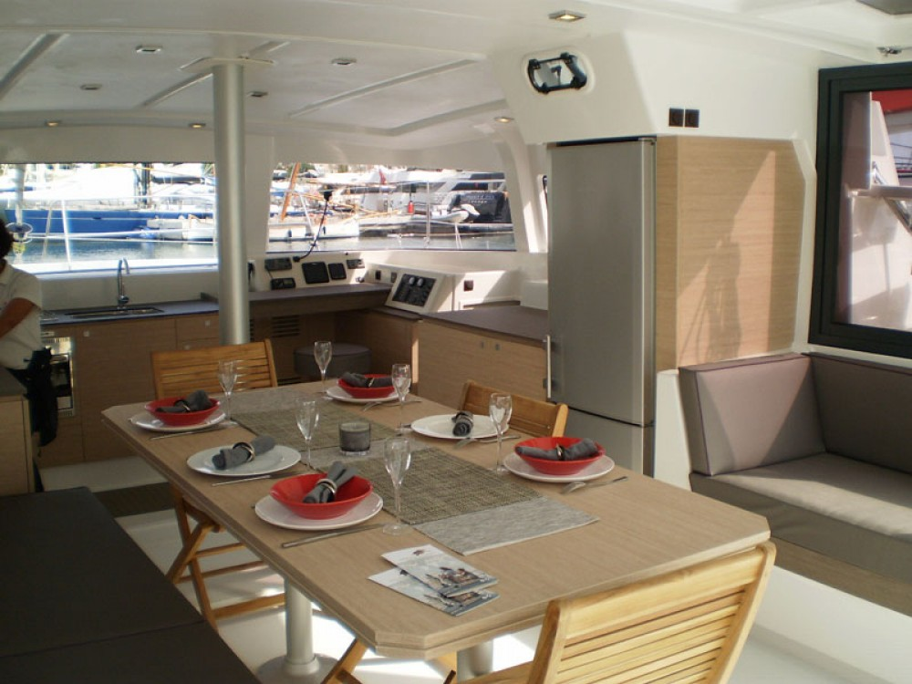 Rental yacht Skiathos - Bali Catamarans Bali 4.0 on SamBoat