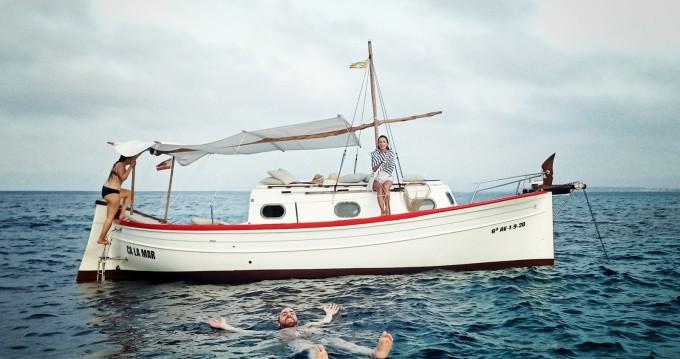 Boat rental La Savina cheap 26