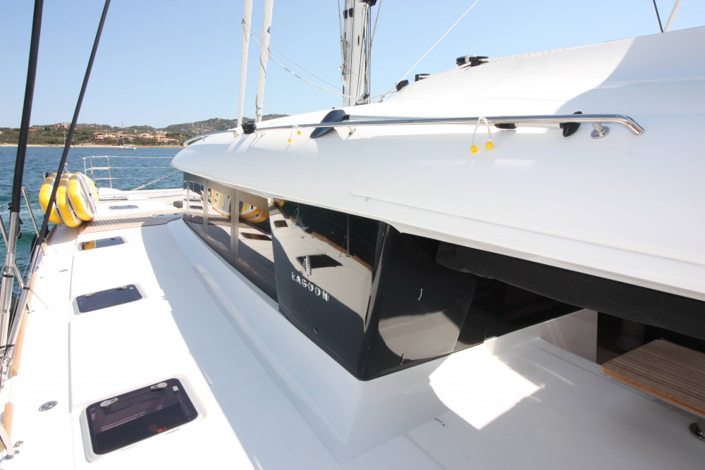 Rental yacht Olbia - Lagoon Lagoon 620 (10+3) on SamBoat