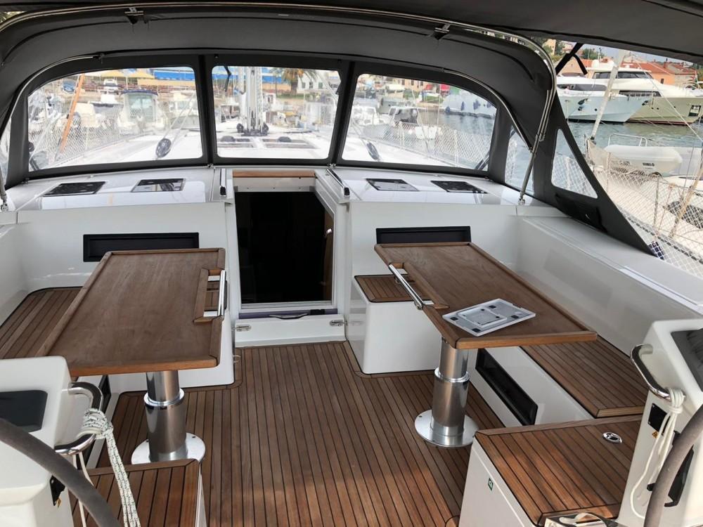 Boat rental Bavaria Bavaria C50 Style - 5 cab. in  on Samboat