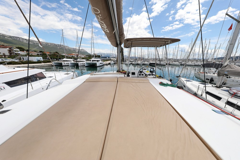 Rental Catamaran in Croatia - Catana Bali 4.0 - 4 cab.