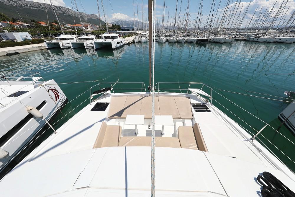 Rental yacht Croatia - Catana Bali 4.0 - 4 cab. on SamBoat