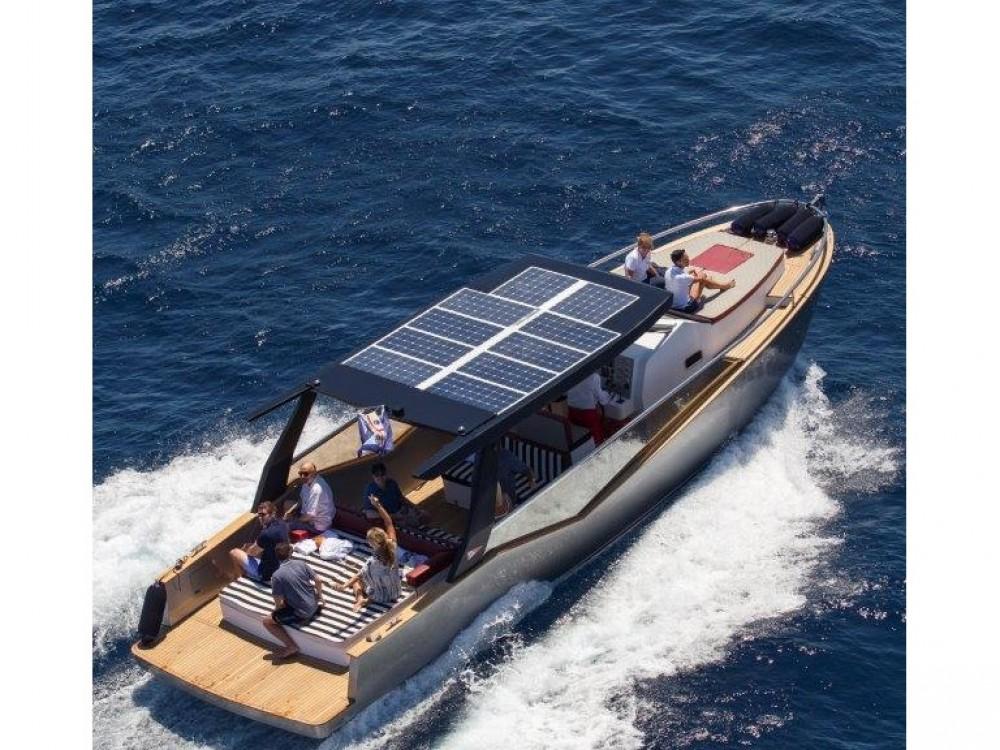 Rental Motorboat in Olbia -  Luxi 33