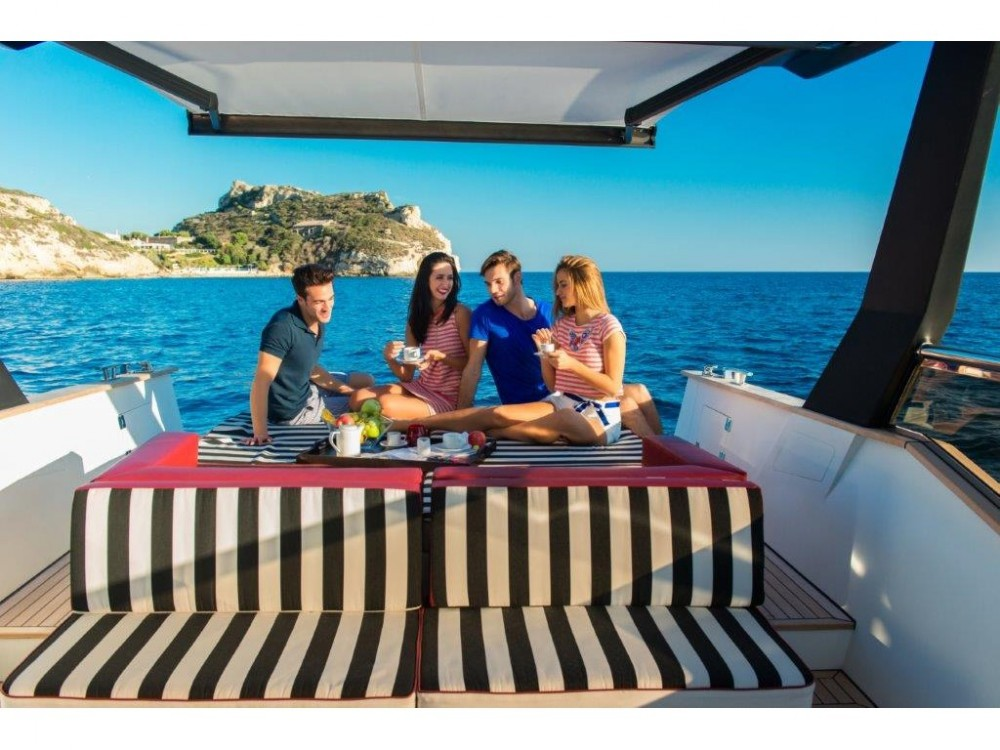 Hire Motorboat with or without skipper  Olbia