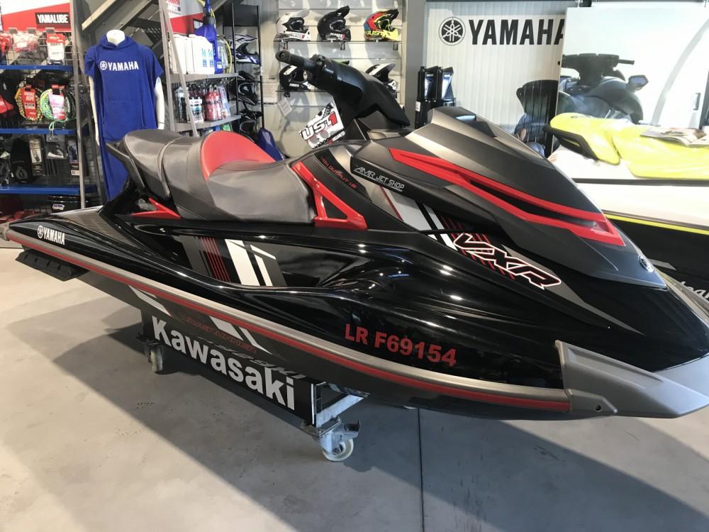 Rental Jet Ski in La Rochelle - Yamaha Vxr