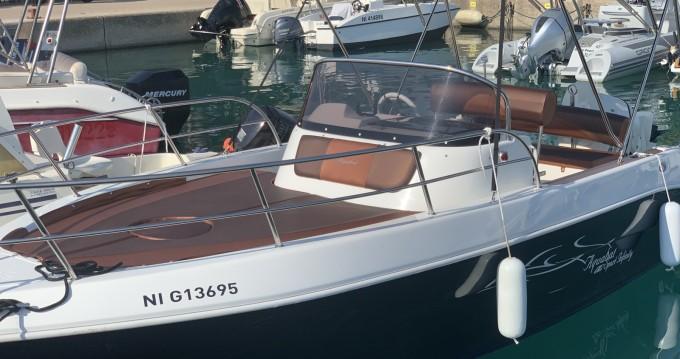 Rental Motorboat in Saint-Laurent-du-Var - Aquabat SPORT INFINITY 21