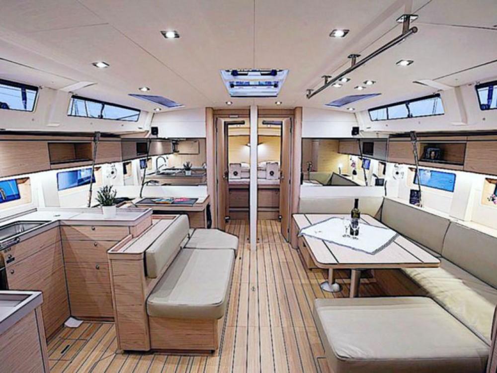 Boat rental  cheap Oceanis 51.1