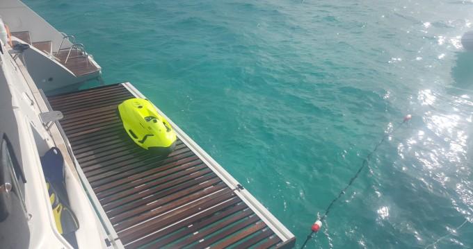 Rental yacht Portisco - Lagoon Lagoon 560 S2 on SamBoat