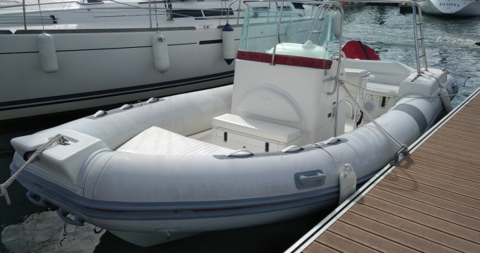Northstar Northstar 6m80 RW between personal and professional La Trinité-sur-Mer