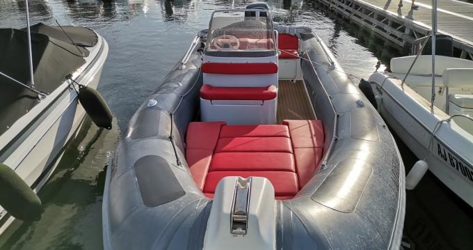 Rental yacht Saint-Pierre-Quiberon - Valiant 760 on SamBoat