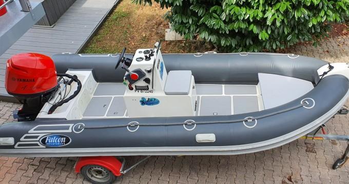 Boat rental Falcon C520 in Doussard on Samboat