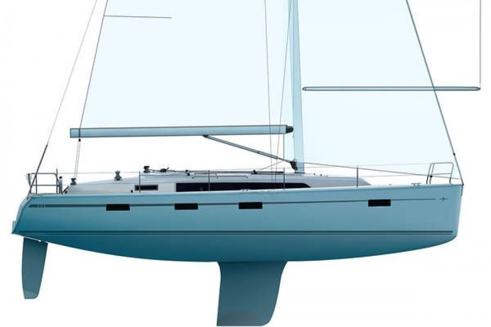 Bavaria Bavaria Cruiser 41S between personal and professional