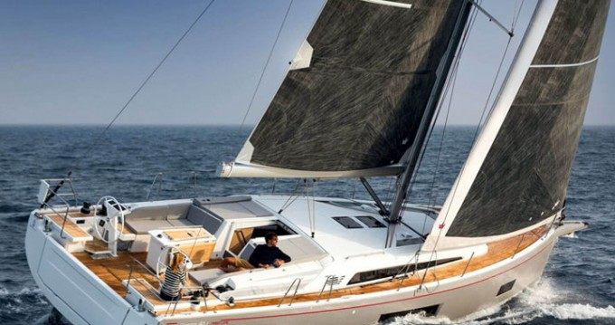 Bénéteau Oceanis 46.1 between personal and professional Cala d'Or