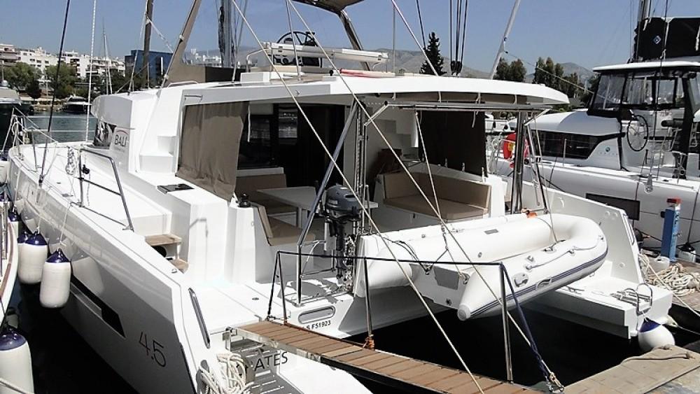 Rental yacht Athens - Catana Bali 4.5 on SamBoat
