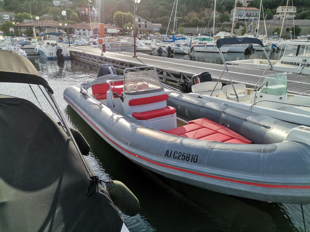 Hire RIB with or without skipper Valliant Saint-Pierre-Quiberon