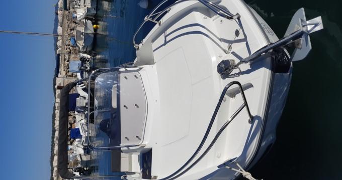 Rental Motorboat in Bandol - B2 Marine Cap Ferret