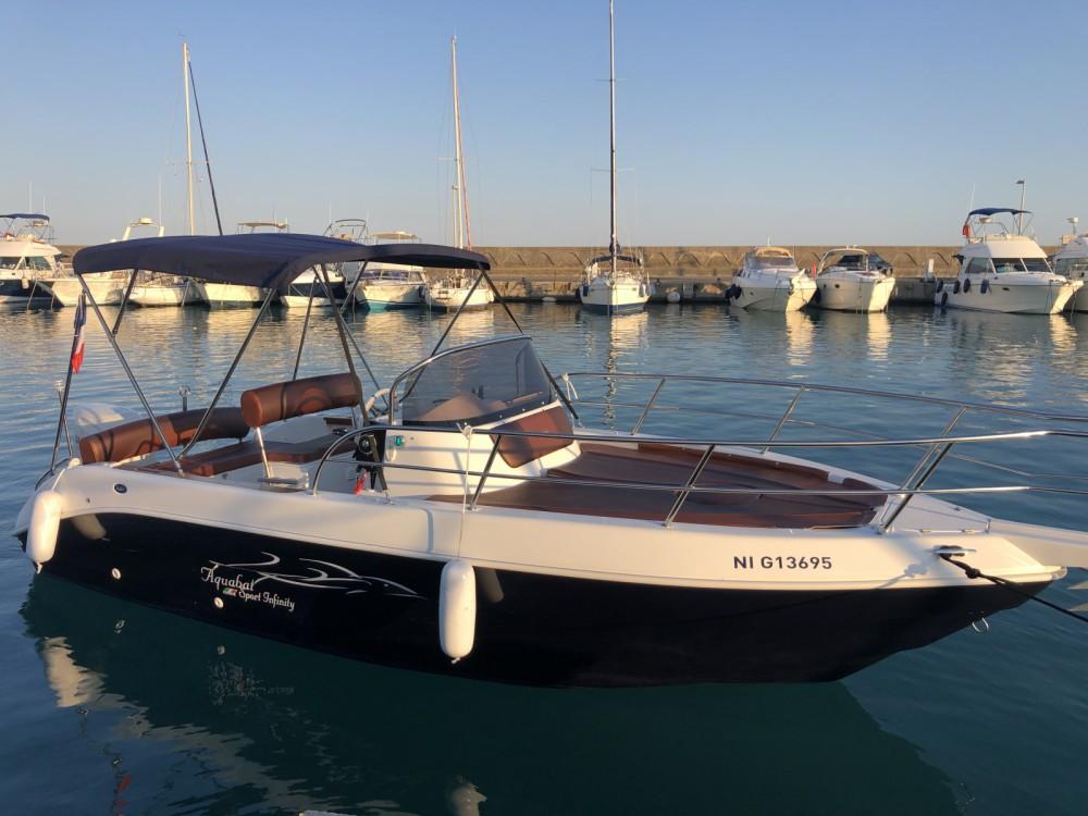 Rental yacht Saint-Laurent-du-Var - Aquabat SPORT INFINITY 21 on SamBoat