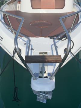 Boat rental Saint-Laurent-du-Var cheap SPORT INFINITY 21