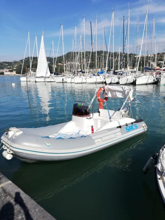 Rental yacht Rapallo - Sacs Sacs S 475 on SamBoat