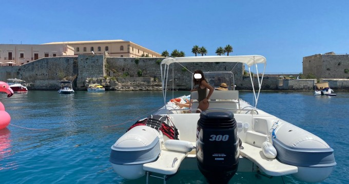 Rental yacht Siracusa - Joker Boat Clubman 26 on SamBoat