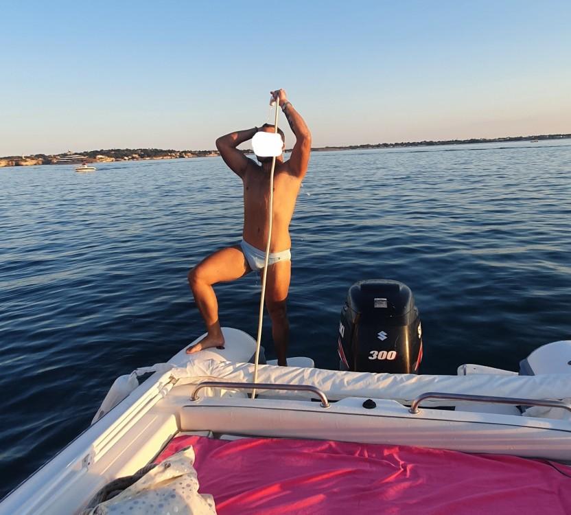 Rent a Joker Boat Clubman 26 Siracusa