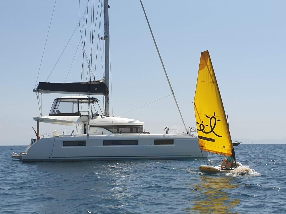 Boat rental Olbia cheap Lagoon 50 - owner version