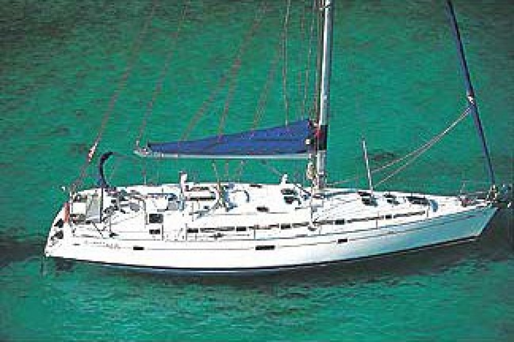 Bénéteau Beneteau 50-5 between personal and professional El Rosario