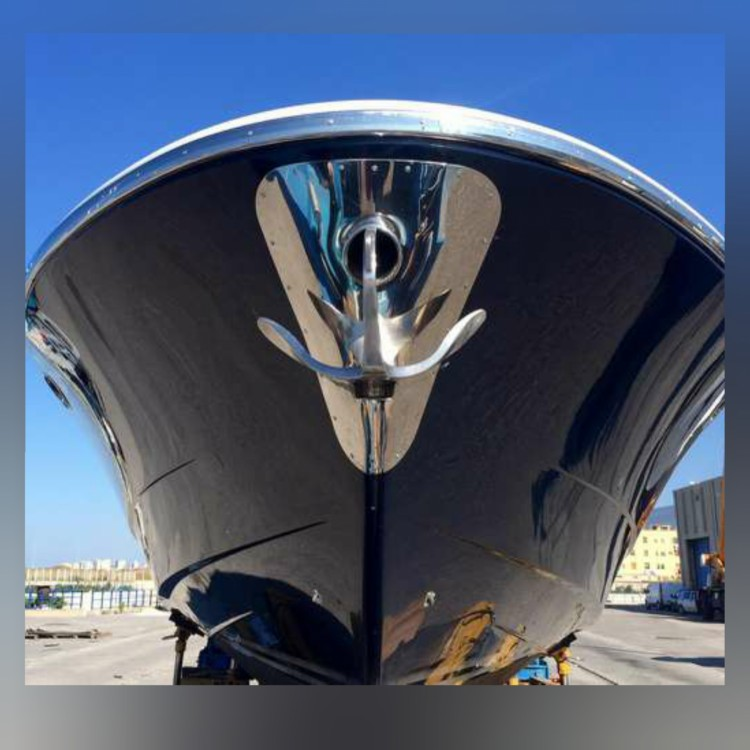 Rental Motorboat in Positano - Mochi Craft Mochi craft 33 Fly