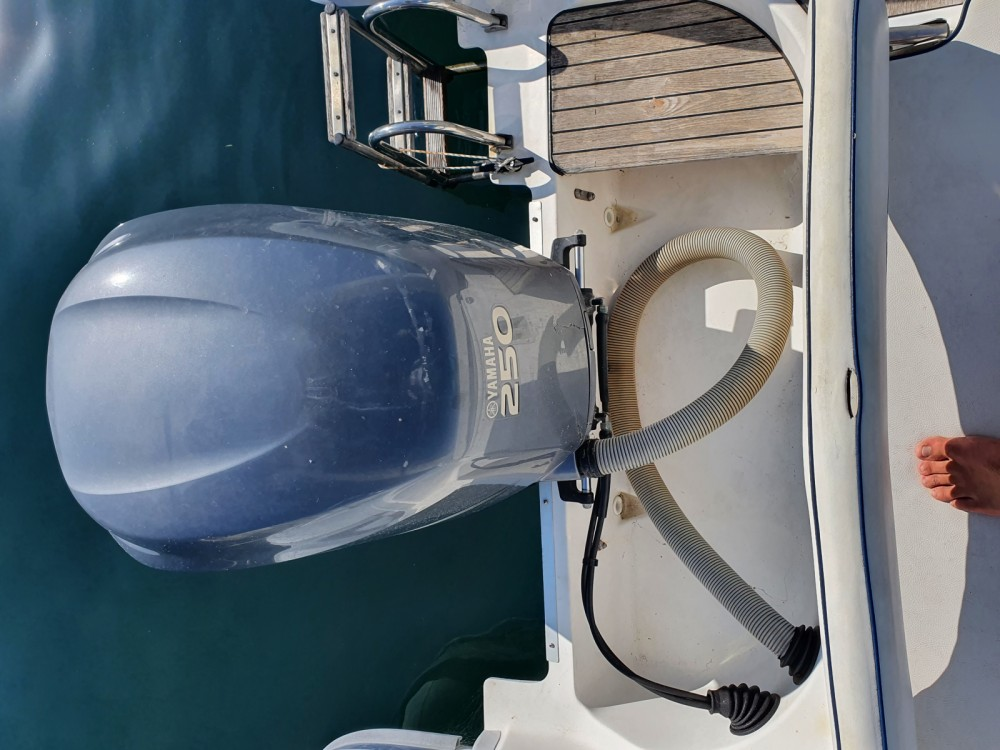 RIB for rent Propriano at the best price