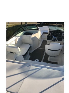 Rent a Sea Ray SPX 190 OB Biscarrosse
