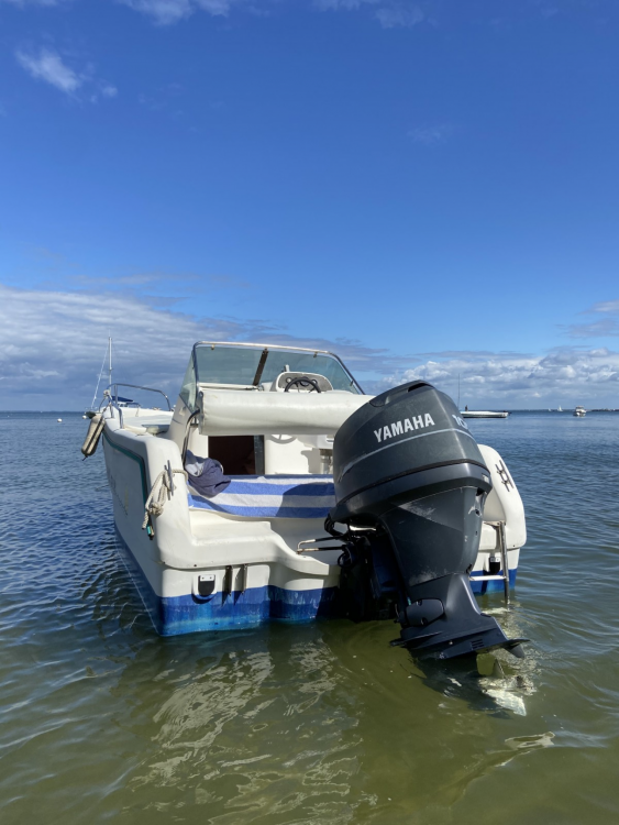 Mls BP 550 between personal and professional Lège-Cap-Ferret
