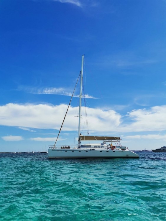Rent a Fountaine Pajot Fountaine Pajot Marquise 56 Balearic Islands