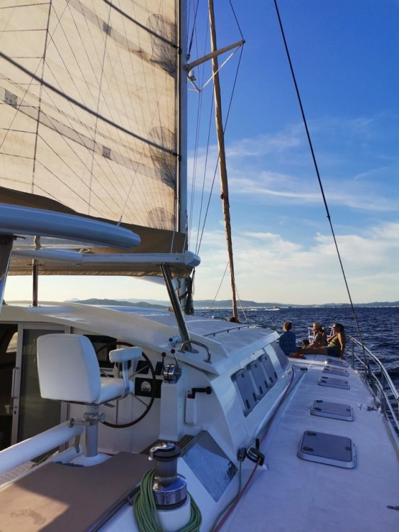 Rental Catamaran in Balearic Islands - Fountaine Pajot Fountaine Pajot Marquise 56