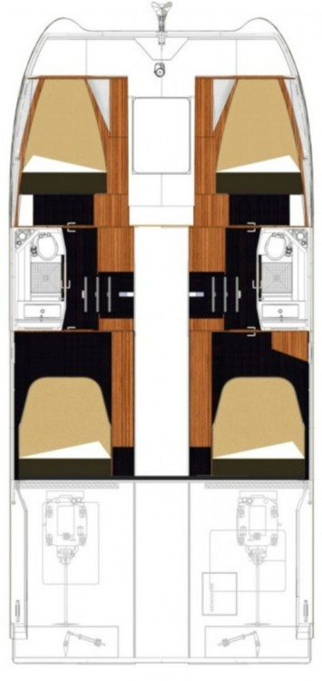 Hire Catamaran with or without skipper Fountaine Pajot Šibenik