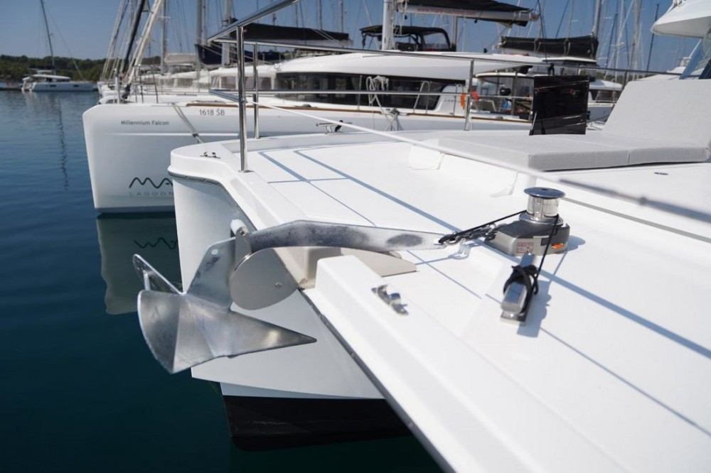 Fountaine Pajot Fountaine Pajot MY 37 between personal and professional Šibenik