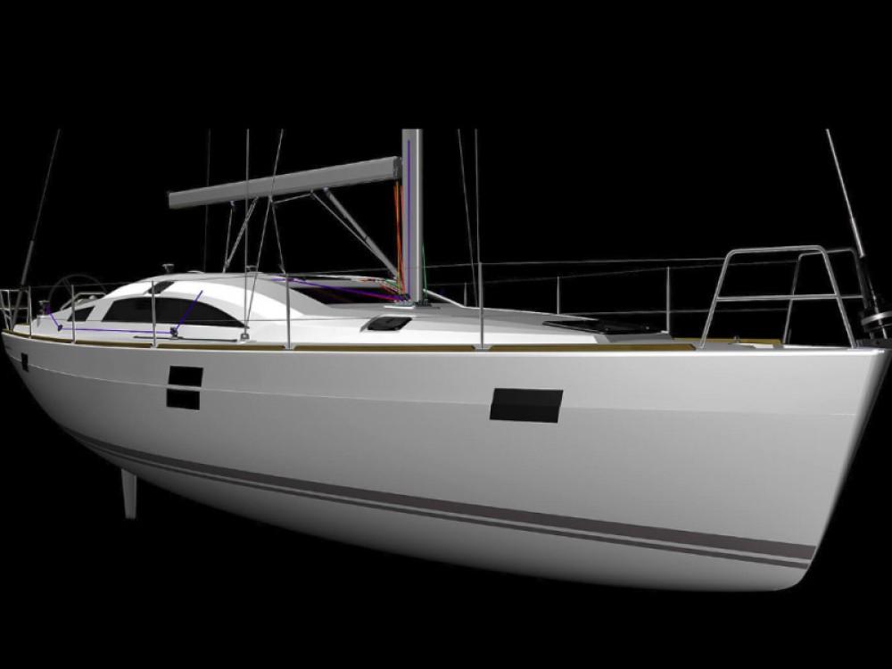 Rental yacht Grad Biograd na Moru - Elan Elan Impression 45.1 on SamBoat
