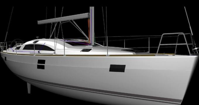 Boat rental Elan Impression 45.1 in Biograd na Moru on Samboat