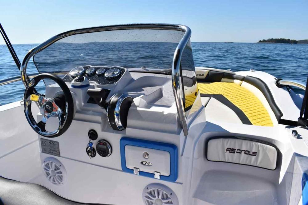 Rental yacht Rovinj - Rancraft RS Cinque on SamBoat