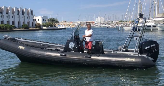Rental yacht Le Grau-du-Roi - Sillinger 765 silverline on SamBoat