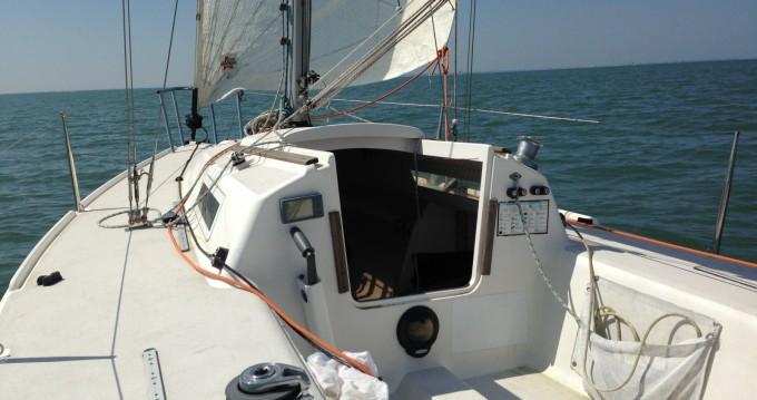 Rental yacht Pornic - J Composites J80 on SamBoat