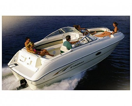 Hire Motorboat with or without skipper Stingray Lignano Sabbiadoro