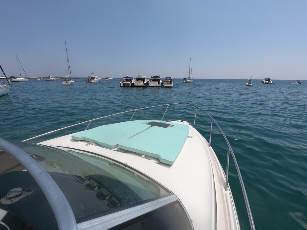 Motorboat for rent Marzamemi at the best price