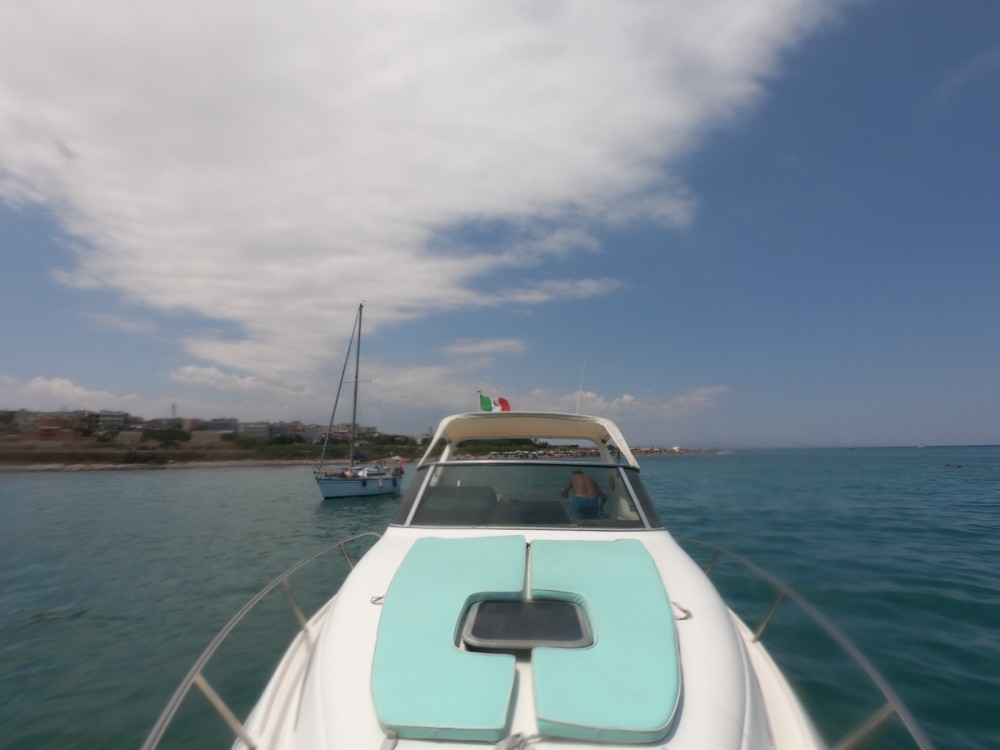 Boat rental Gobbi Cabin 27 in Marzamemi on Samboat